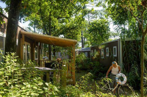 Camping Sylvamar Avenue de l'Océan Aquitaine