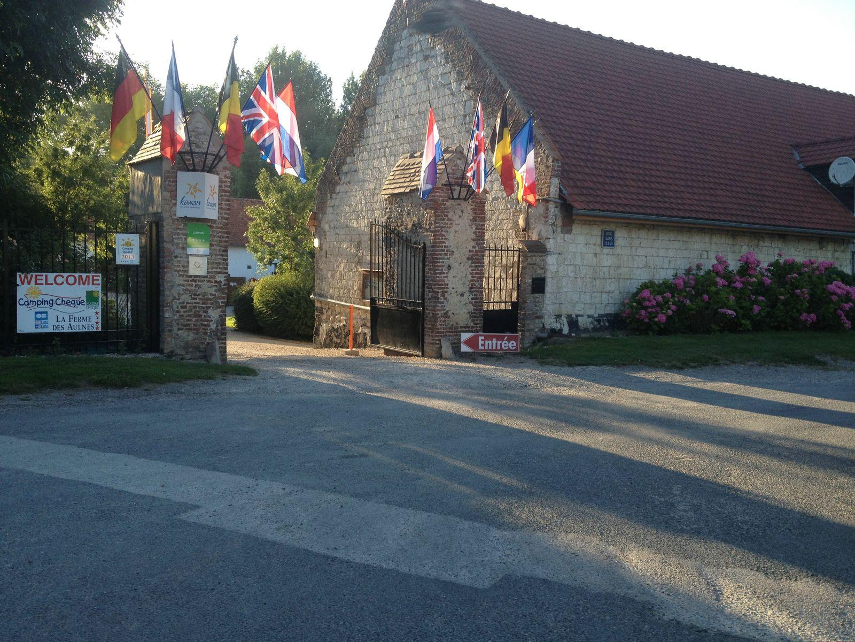 Kawan Village-Camping La Ferme des Aulnes