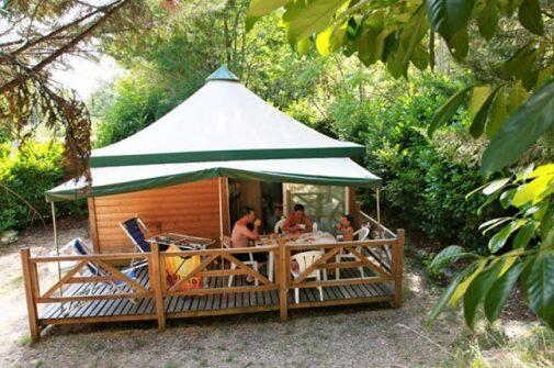 Campéole Camping Les Reflets du Quercy