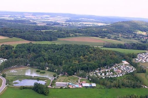 Camping du Bois de Reveuge Huanne-Montmartin