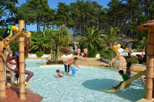 Camping Eurosol Vielle-Saint-Girons