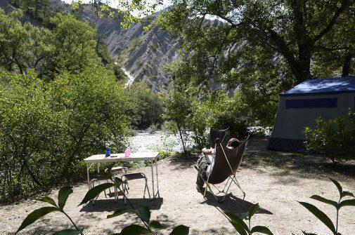 Camping Gorges du Verdon