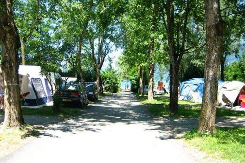 Camping La Nublière