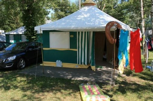 Camping La Nublière Doussard