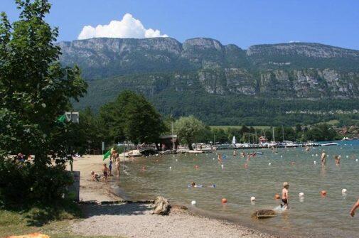 Camping La Nublière Rhône-Alpes