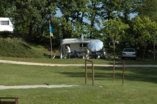 Camping La Truffière à Saint Cirq Lapopie