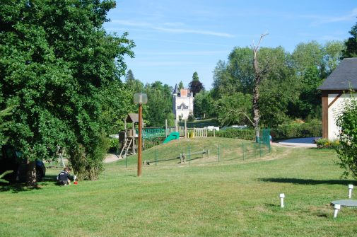 Camping Le Château De Poinsouze