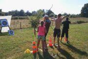 Camping Le Domaine des Etangs du Plessac