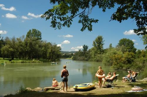 Camping Le Moulin Frankrijk