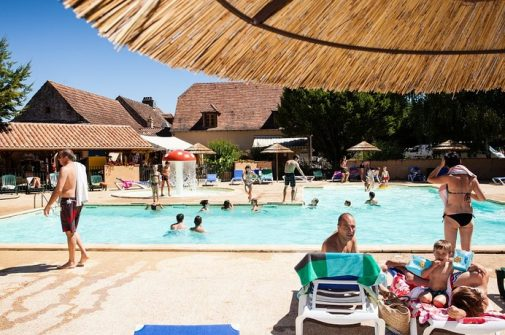 Camping Le Perpetuum Domme