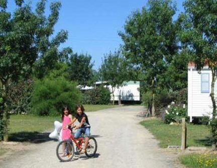 Camping Le Ragis Frankrijk