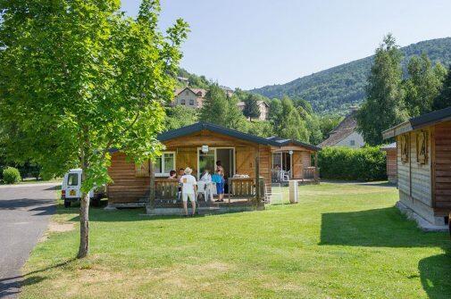 Camping Le Tivoli Bagnols-les-Bains