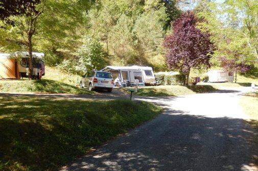 Camping Le Val de la Marquise Sarlat-la-Canéda