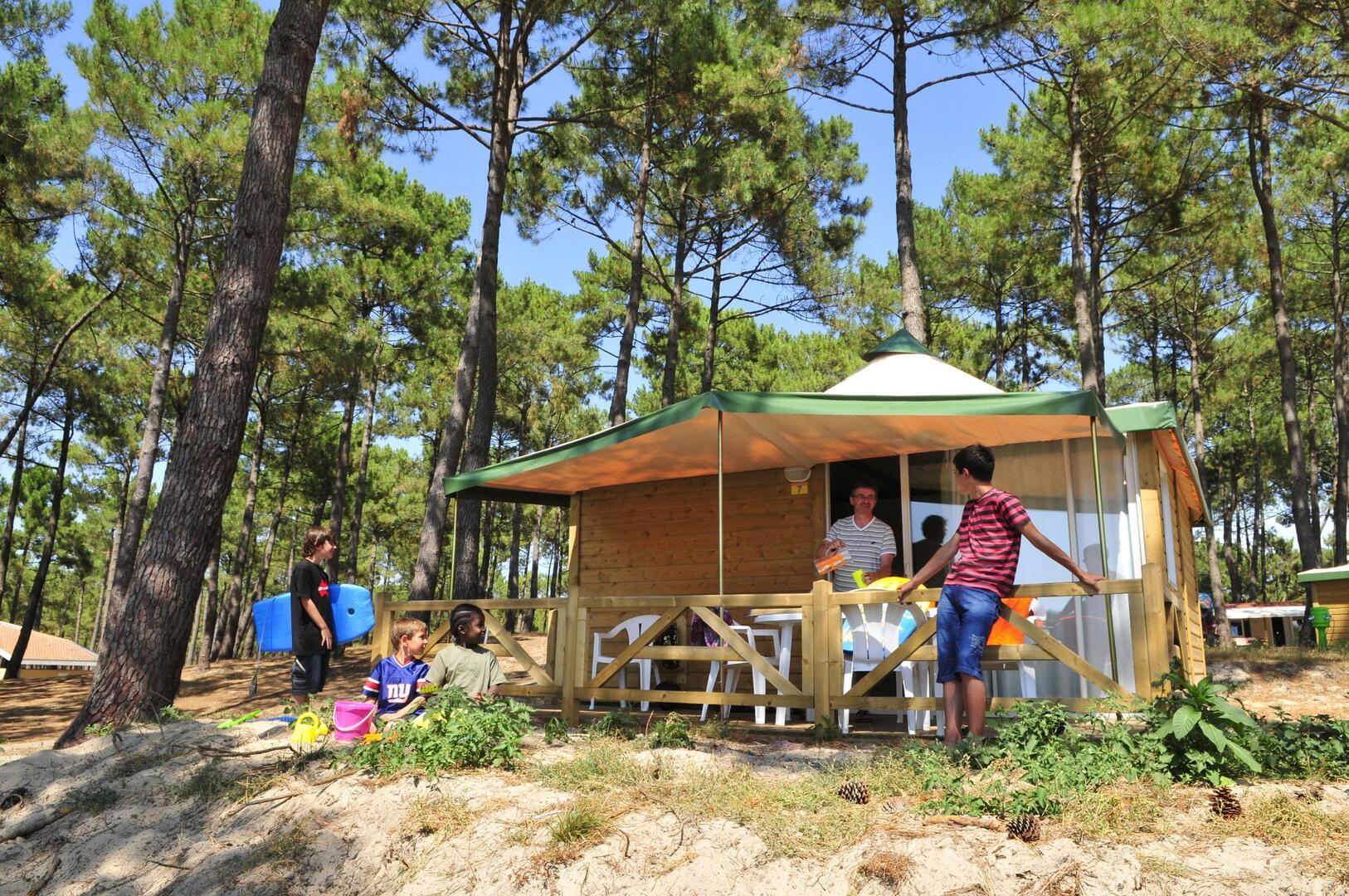Campéole Camping le Vivier
