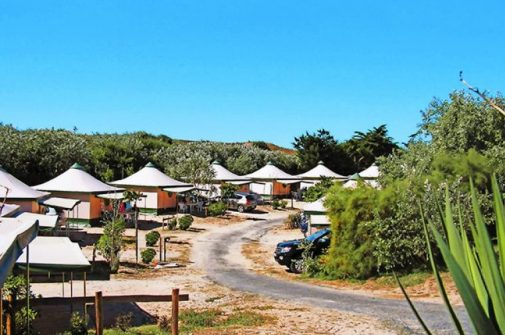 Camping Les Amis de la Plage