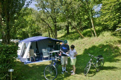 Camping Les Peneyrals Aquitaine