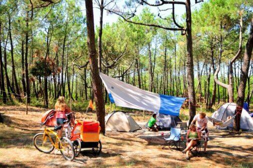 Camping Les Tourterelles/Frankrijk