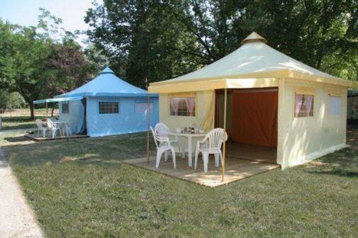 Camping Lou P'tit Poun