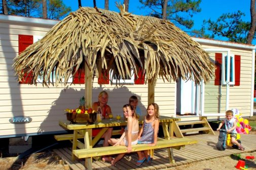 Camping Ondres Plage