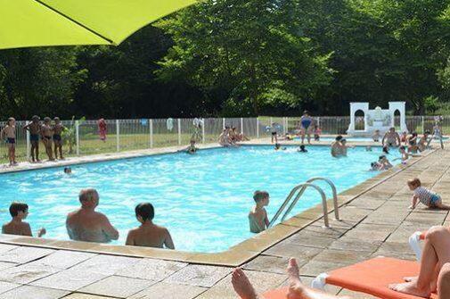 Camping Parc D'Audinac les Bains