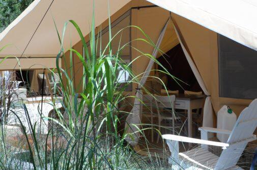 Camping Sites et Paysages La Cigale