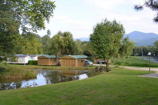 Camping Parc D'Audinac les Bains Frankrijk