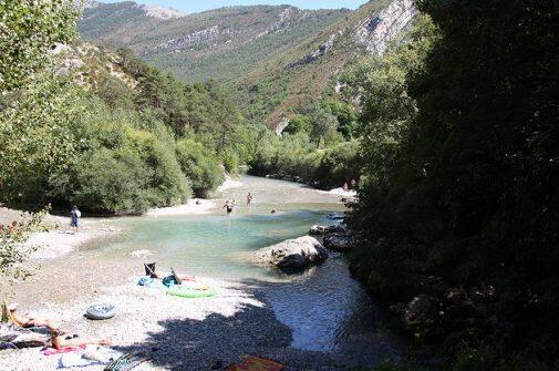 Gorges du Verdon Côte d'Azur