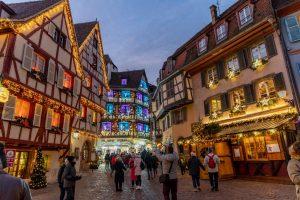 Frankrijk kerst